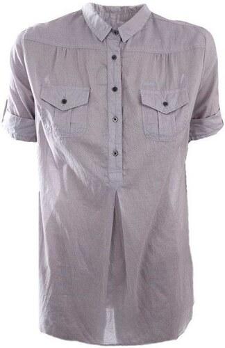Dámská lehká bavlněná košile Timeout - Glami.cz 72f10fba75