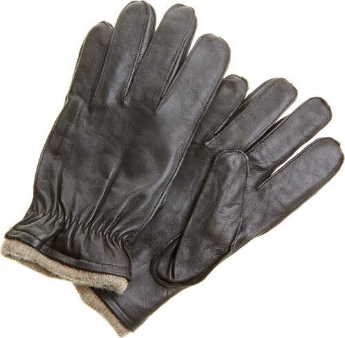 Baťa Pánské kožené rukavice - Glami.cz b3d05f5c99