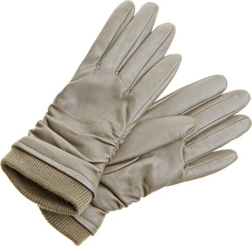Baťa Dámské kožené rukavice - Glami.cz 8d78ba5e7a