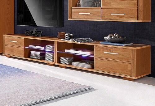 Lowboard-Set 2-teilig, Breite je 110 cm