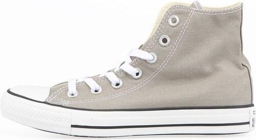 Unisex šedé kotníkové tenisky Converse Chuck Taylor All Star - Glami.cz 811c3d5e34