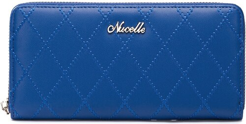 Dámská peněženka Nucelle Alanis - modrá - Glami.cz 444a19783ab