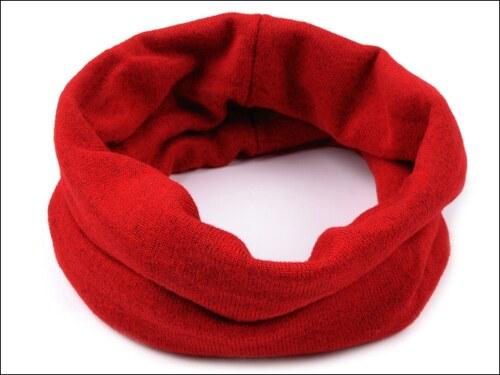 Multifunkční červený šátek