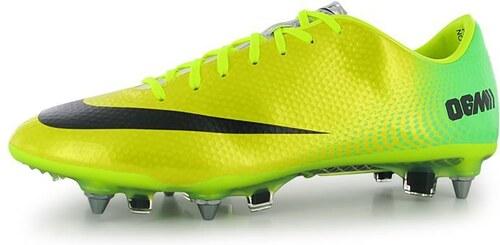 kopačky Nike Mercurial Vapor IX SG Pro pánské Yellow Black 8.5 ... 74ce0a2df3