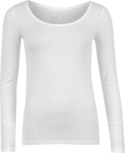 ed83999521db Triko Miss Fiori Long Sleeve Tee dámské White 6 (XXS) - Glami.cz