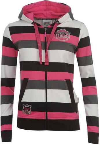 mikina Everlast Zip Through Hooded Jacket dámská Black 8 (XS) - Glami.cz 9d687427cb3