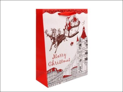 Vánoční taška Sáně