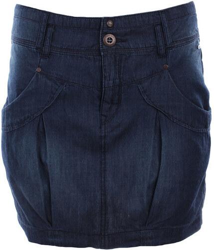 Dámská tmavě modrá džínová sukně Timeout - Glami.cz d670380ba7