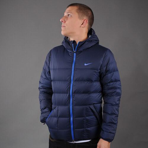 7461520840a1 Nike Alliance 550 Jacket Hooded navy - Glami.cz