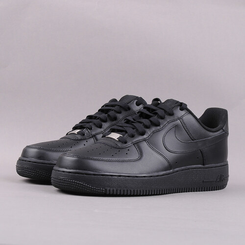 Nike Air Force 1 Low black   black - Glami.sk b87dbc0d7cf