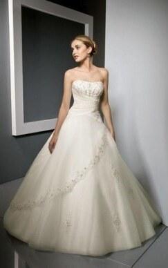 Luxusni Princeznovske Svatebni Saty Barbora Xs S Glami Cz