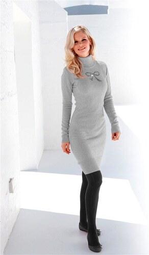 Dámské pletené šaty levně (sklad v.36 38) - Glami.cz 5ceab40465