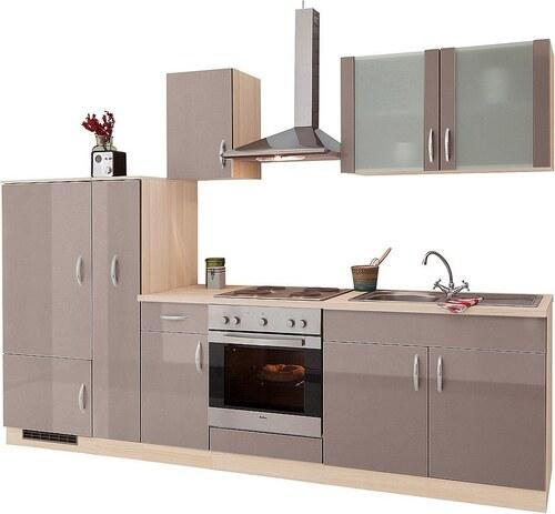 Küchenzeile »Madrid«, Breite 290 cm, mit E-Geräten
