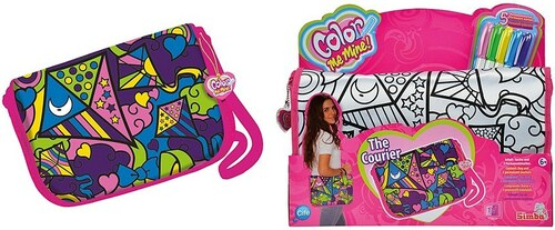 Tasche -The Courier, »Color Me Mine«, Simba®