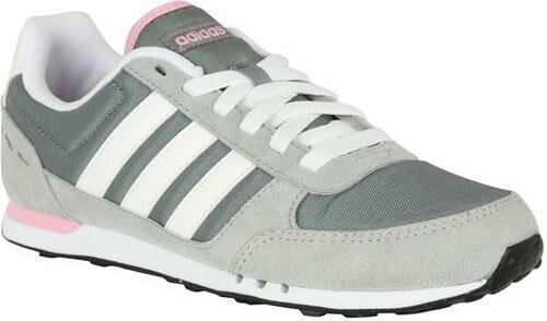 3c188305e59 adidas Neo Nike Air Max Classic BW Dámská sportovní obuv Grey White Pink 4
