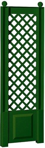 Spalier »43x140 cm, grün«