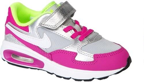 Nike Kids - Dětské boty Air Max ST (PSV)02 - růžová c7b0d5f591b