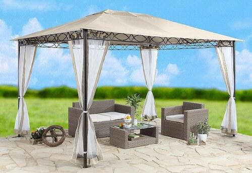 Seitenteile für Pavillon »«Stil», sand«