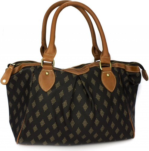 Dámská kabelka Patzino Signature Diamond Edition Designer Inspired Tucked Design Hand Bag (BO41) Matching Wallets Available