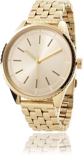 55242d75722 Esprit Dámské hodinky z nerezové oceli ve zlaté barvě - Glami.cz