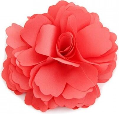 Květina do vlasů a na klopu červená A25892 - Glami.cz bff7cf1f1e