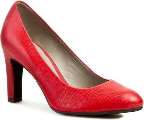 Lodičky ECCO - Turino 35165301466 Chili Red - Glami.cz 6aafb4ef045