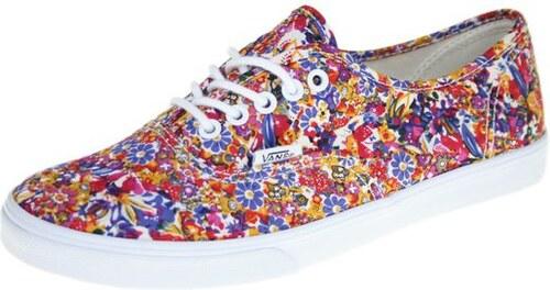 Dámské boty Vans Authentic LO PRO ditsy floral purple 40 ce455d0de41