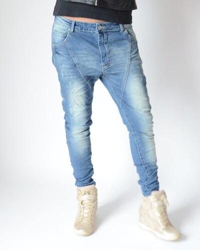 Baggy jeans BR 22701-2 modré Velikost  36 S - Glami.cz a82f906084