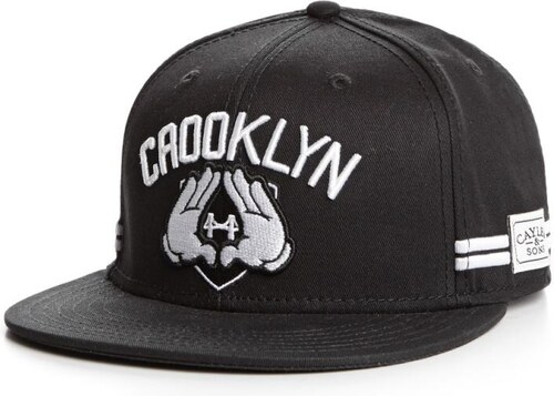 CAYLER & SONS Crooklyn Black/White OS