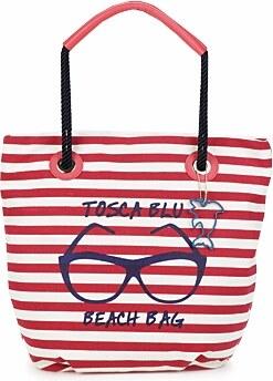 Tosca Blu Velké kabelky   Nákupní tašky BEACH Tosca Blu - Glami.cz 9eebf50084a
