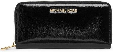 MICHAEL KORS peněženka Jet Set Travel-černá