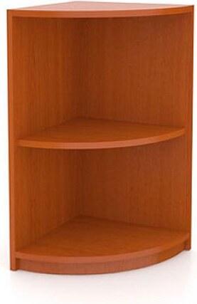 Rohová nízká skříň