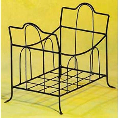 Kovaný košík Cascada 3