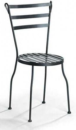 Kovaná židle Cardif