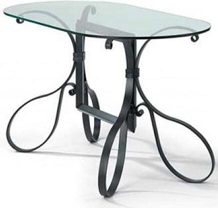 Kovaný stůl Corona 3