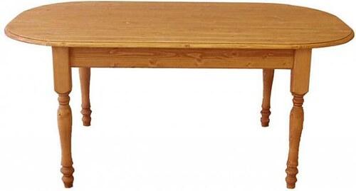 Jídelní stůl - oválný
