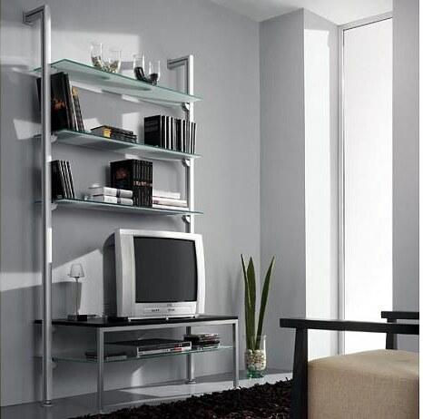 Regálová obývací stěna OK-10