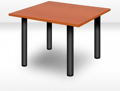 Kancelářský stůl čtverec