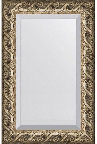 Zrcadlo - imitace fresky