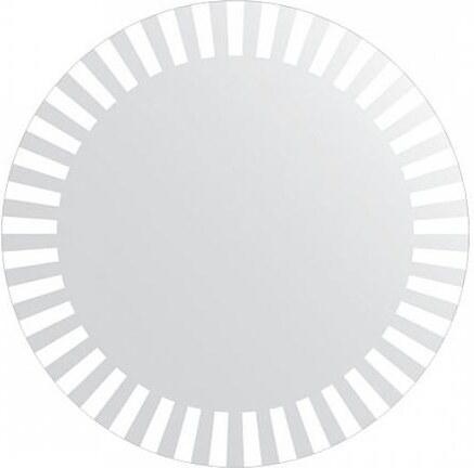 Zrcadlo s ornamentem Paprsky 1