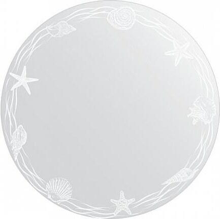 Zrcadlo s ornamentem Moře 1