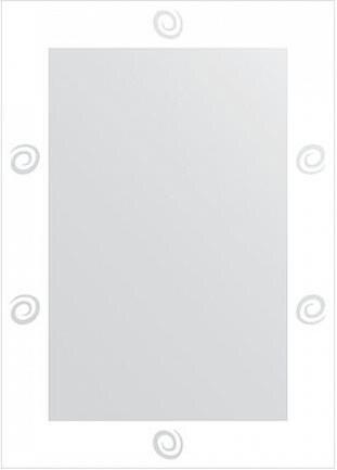 Zrcadlo s ornamentem Šneci 3