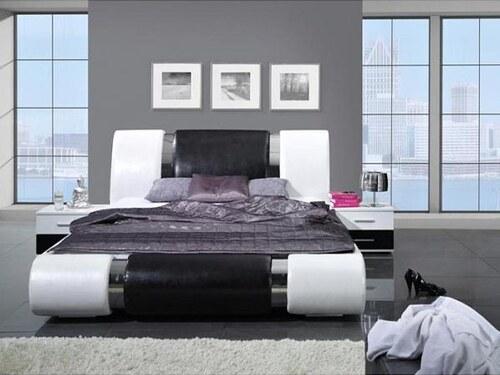 Čalouněná postel Jukon