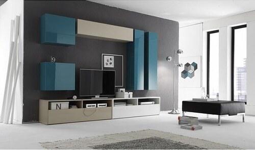 Obývací stěna Element-212