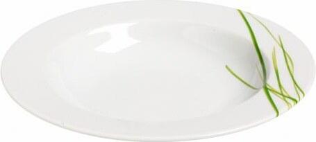 Polévkový talíř Bohemia Grass 22