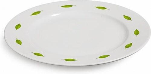 Mělký talíř Bohemia Leaf 26