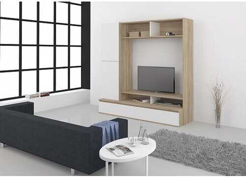 Obývací stěna Look