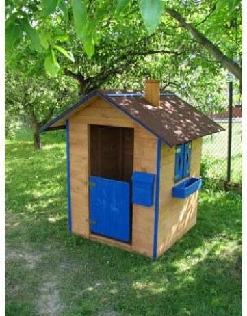 Zahradní dětský domek borovice