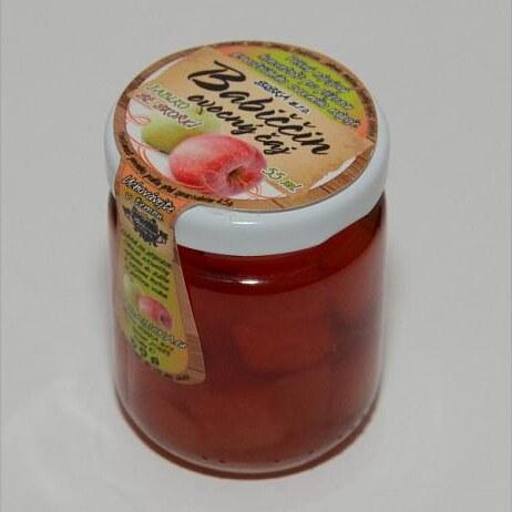 Pečený čaj Jablko se skořicí 55ml