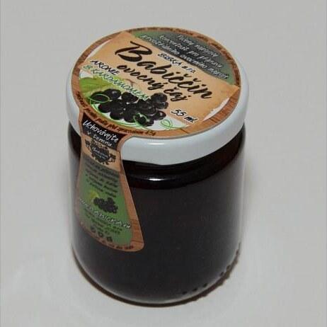 Pečený čaj Arónie s kardamomem 55ml